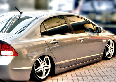 ENC Valet Parking Sacramento Homepage Car Picture