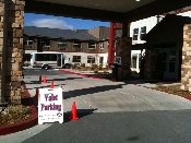 Valet parking retirement community Reno Nevada