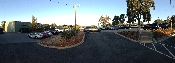 Parking lot of Renwood Winery. Cars we valeted during grand opening. Plymouth California